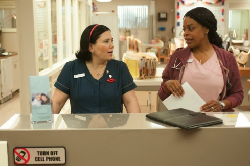 HBO's <i>Getting On</i> has just the right prescription for a ...