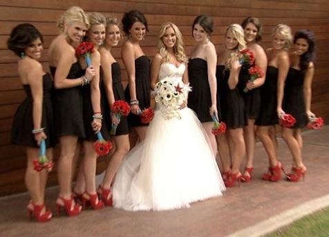 Nick trammell wedding